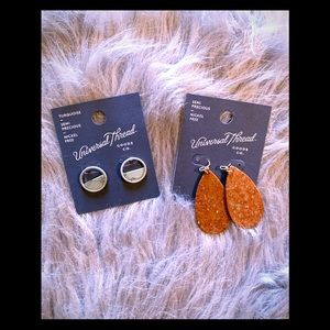 Universal Threads Earring Bundle NWT